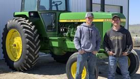 Farmers work to prevent nitrogen runoff