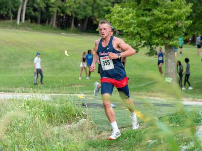 'Strategy' remains a focus for Baudler with SWCC XC