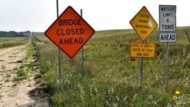 Another bridge, another issue