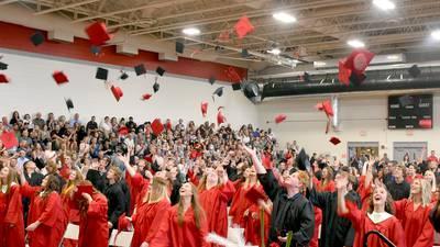 CCHS Class of 2021 Graduation